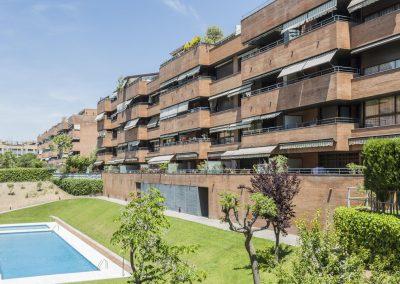 Conjunto Residencial en Cornellá de Llobregat